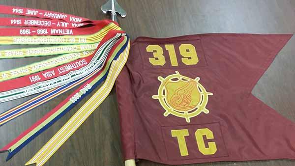 Guidon   319th Vietnam Veterans
