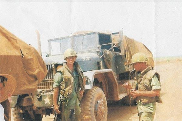 Publications Banner   319th Vietnam Veterans
