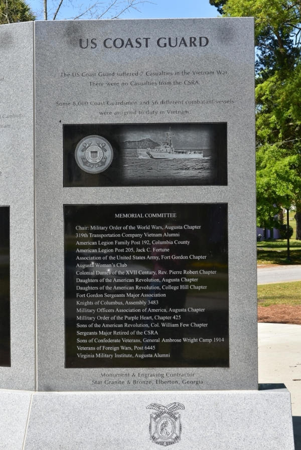 Vietnam Veterans Memorial 1 | 319th Vietnam Veterans