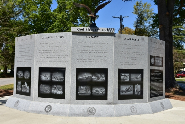 Vietnam Veterans Memorial 18 | 319th Vietnam Veterans