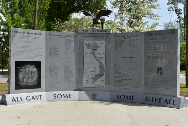 Vietnam Veterans Memorial 20 | 319th Vietnam Veterans