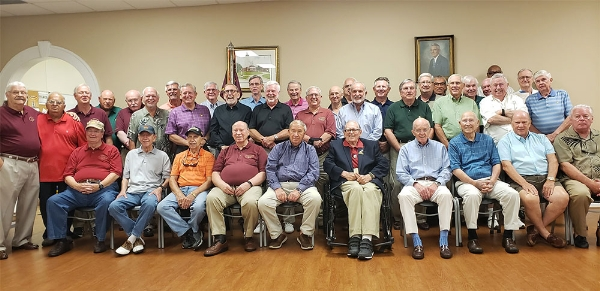 2019 Group Photo 2 | 319th Vietnam Veterans